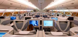 Emirates Airbus A380 Interior Business Class 11 Best Airline Business Class Seats For Couples