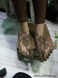 1000 easy foot mehndi designs simple feet henna patterns