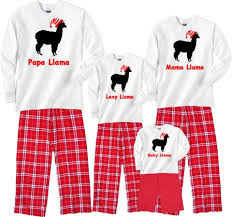 family matching pajamas personalized pajama