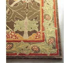 Pottery Barn Rugs 8x10 by New Pottery Barn Handmade Cecil Persian Style Area Ad 2343049