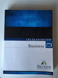 becker cpa exam review business bec 2014 amazon com books