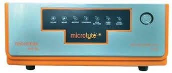 micromax 950 va solar home upc inverter 950q square wave inverter