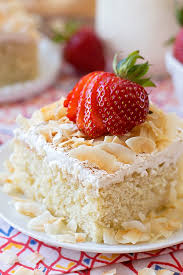 tres leches cake life made simple