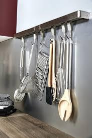 ikea ustensiles de cuisine barre ustensiles cuisine une barre de cracdence en inox pour les