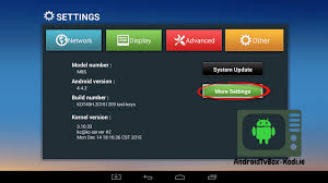 how to setup kodi on android how to install kodi v 16 1 android tv box