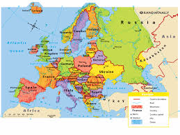 Map Of Britian Map Of Britain And Europe 10 Maps Update 500458 Great 800683 1024