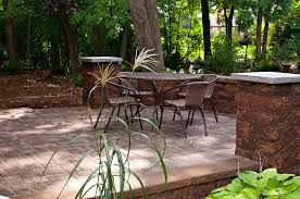 Brick Patio Pavers by Brick Patio Pavers Waukesha Wi Area Central Services Co Inc