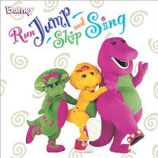 Credits To Barney And The by Run Jump Skip And Sing Barney Wiki Fandom Powered By Wikia
