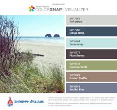 colors combos palettes color snap app sherwin williams