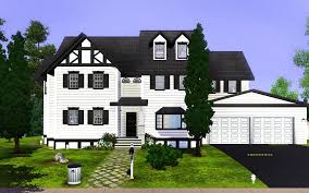 4 level split house mod the sims the white wood house with split level stairs 4