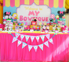 minnie s bowtique bowtique party pink mouse birthday party mouse party minnie
