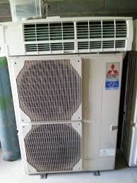 mitsubishi electric mr slim mitsubishi electric mr slim r410a 10kw air conditioning outdoor
