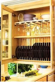 Cabinet Organizers For Kitchen Best 25 Plate Storage Ideas On Pinterest Dream Kitchens