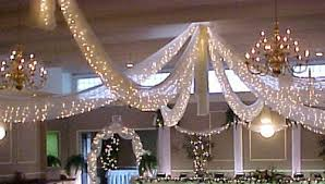 White Christmas Party Decorations by Wedding Decorations Categories Creative Veil