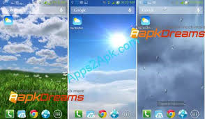 3d weather live wallpaper v2 3 apk 4appsapk - Weather Live Apk
