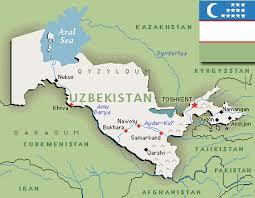 uzbekistan map in world uzbekistan uzbekistan map map of uzbekistan country of uzbekistan