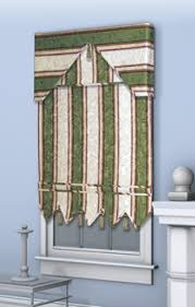 Roman Shades Valance Shady Ladies Custom Laminated Fabric Shades Roman Shades