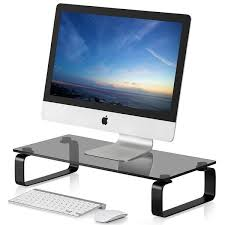 desktop computer stands 56 best computer monitor riser stand images on pinterest monitor