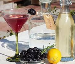 lemon drop martini mix blackberry lemon drop martini with rosemary essence mixed and mashed