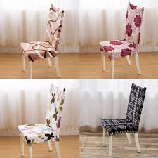 cloth chair covers 24 color plush universal elastic cloth chair covers china for