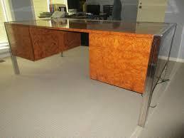leon mid century desk leon rosen for pace collection writing desk kofskis