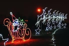 christmas light festival near me bull run christmas lights 2017 centreville virginia