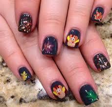 Nail Art Thanksgiving 326 Best Holiday Nail Art Images On Pinterest Nails Magazine