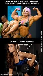 Muscle Woman Meme - how much muscle is too much muscle