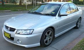 2006 holden commodore sedan partsopen