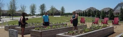Light Farms Celina Light Farms Community Garden Insight Association Management