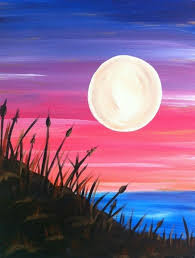 easy acrylic painting ideas for beginners are quite easy to try and follow art has no boundries and it never demand ones expertise as it has to be from inn