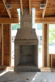 fireplace chimney design interior design distinctive outdoor masonry isokern fireplace