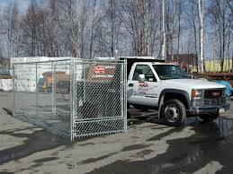 Truck Bed Dog Kennel Chain Link Dog Kennels Aaa Fence Inc
