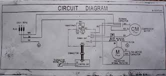 wiring diagram of window type air conditioner for ac kwikpik me