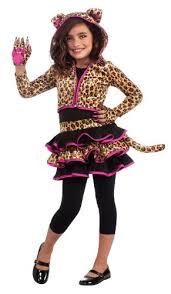 Amazon Halloween Costumes Girls Amazon Drama Queens Leopard Hoodie Costume Large Toys U0026 Games