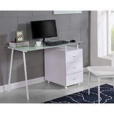 bureau 120x60 cyber bureau 120x60 cm blanc achat prix fnac