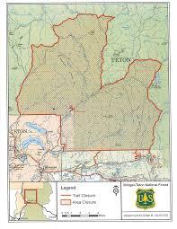 Grand Teton Map Search For Triple Homicide Suspect Continues In Bridger Teton