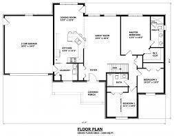 Bungalow Plans Narrow Raised Bungalow Canadian Home Designs Custom House Plans