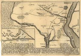 Newark Ohio Map by 1775 To 1779 Pennsylvania Maps