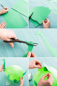 how to make your child a good dinosaur themed birthday party