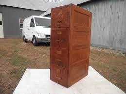 Antique Wood File Cabinet Antique C 1910 Oak 4 Drw File Cabinet Hampshire Antique Furniture