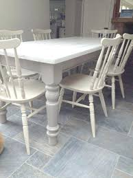Grey Dining Table Set White Washed Dining Table And Chairs U2013 Mitventures Co
