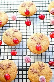 gluten free reindeer soft gingersnap cookies vegan petite