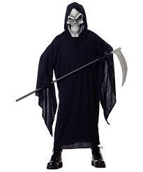 grim reaper costume grim reaper costume child costume scary