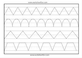 handwriting worksheets for preschoolers worksheets