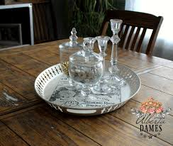 Make Your Own Coffee Table by Make Your Own Elegant Coffee Table Tray Alberta Dames