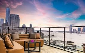 hotels in river or the best new york hotels with river views telegraph