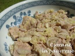 cuisiner du thon en boite thon en conserve mariné la cuisine de quat sous