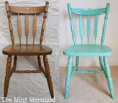 shabby chic chairs diy within stylish white fabric cover for