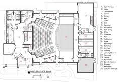 regent theatre floor plan plans of the prince regent theatre munich archi maps photo